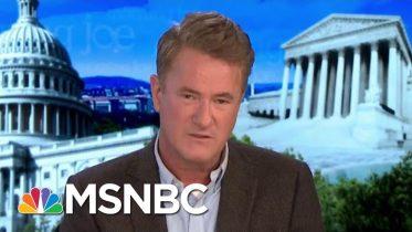 Joe Responds To Trump's Twitter Attacks | Morning Joe | MSNBC 6