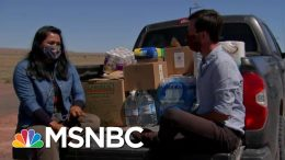 Navajo Nation Struggling To Cope With Worst-In-The-Country Outbreak | Hallie Jackson | MSNBC 8