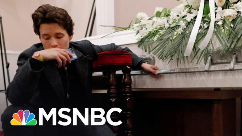 How Americans Are Grieving In The Midst Of A Pandemic | MSNBC 1