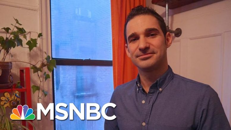 ER Doctor: My Colleagues Won't Ever Get Back To Normal | All In | MSNBC 1