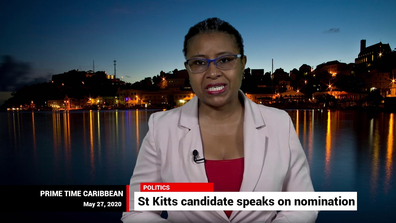 NOMINATION DAY IN ST KITTS 1