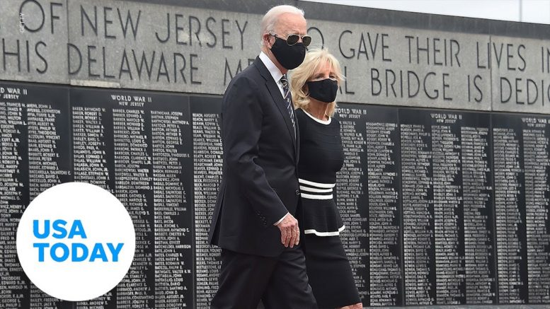 Joe Biden strikes back at President Trump for being 'critical' about face masks | USA TODAY 1