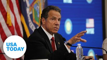 Gov. Andrew Cuomo holds his daily briefing on pandemic response in New York | USA TODAY 6