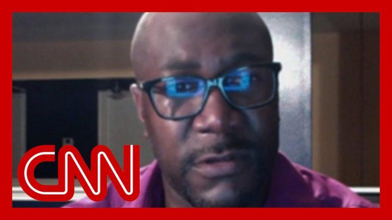 George Floyd's brother: I'm tired of seeing black men die 1