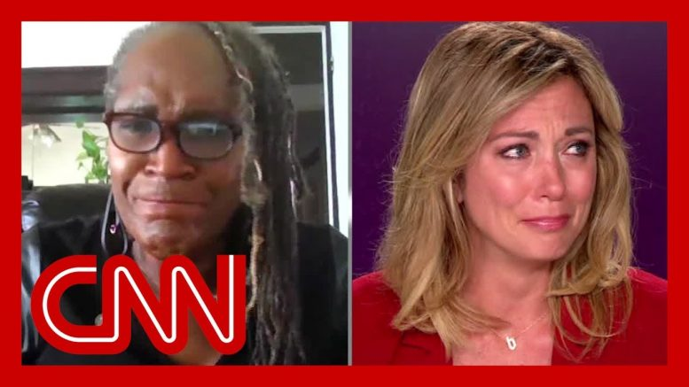 Brooke Baldwin tears up about George Floyd: I'm so angry 1