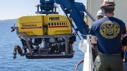 Canadian military locates remains, helicopter wreckage in the Mediterranean 5