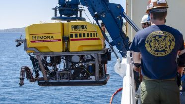 Canadian military locates remains, helicopter wreckage in the Mediterranean 6
