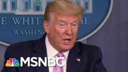 As Country Reaches Grim Milestone, Trump Moves Goal Post | Morning Joe | MSNBC 2