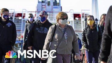 Identifying Airborne Transmission Of The Coronavirus | Morning Joe | MSNBC 10