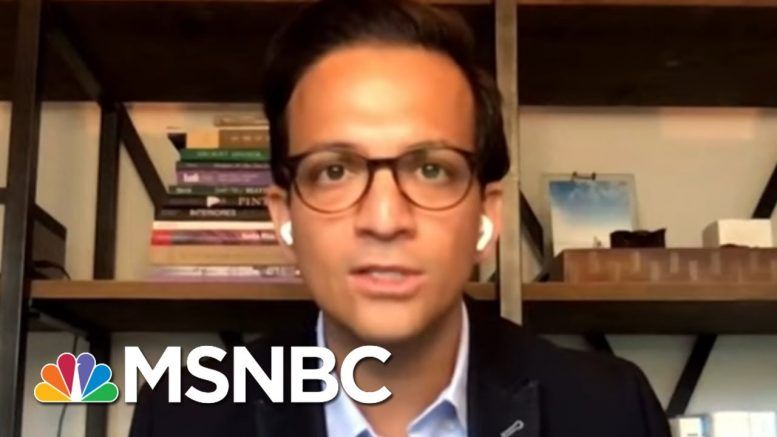 Doctor Calls On Governors To Implement Mandatory Masks In Public | Morning Joe | MSNBC 1