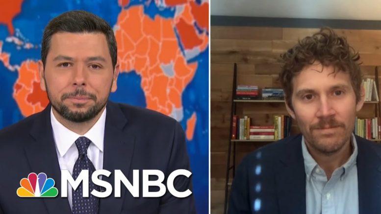 POTUS vs. Twitter Showdown Could Mean 'Massive Legal Nightmare' | Hallie Jackson | MSNBC 1