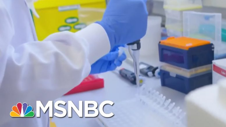 Blood Markers Discovered For COVID-Linked Syndrome In Children | MSNBC 1