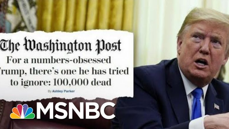 Trump's Inability To Be Empathetic | Deadline | MSNBC 1