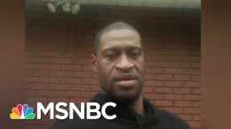 Grief On Full Display On The Streets Of Minneapolis | Deadline | MSNBC 8