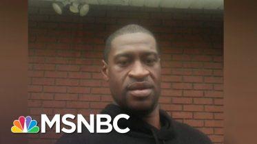 Grief On Full Display On The Streets Of Minneapolis | Deadline | MSNBC 6