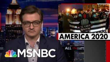 Chris Hayes On Floyd Protests: This Is What Trump's America Has Wrought | All In | MSNBC 1
