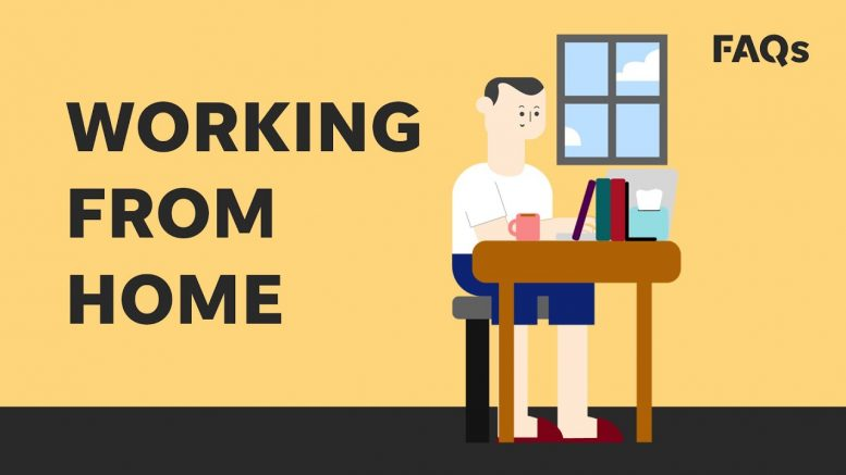 Is working from home the new normal? | Just The FAQs 1