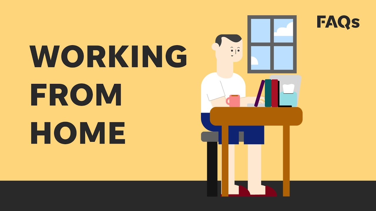 Is working from home the new normal? | Just The FAQs 9