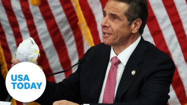 Gov. Andrew Cuomo holds his daily briefing on pandemic response in New York | USA TODAY 10