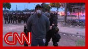 Police arrest CNN correspondent Omar Jimenez and crew on live television 4