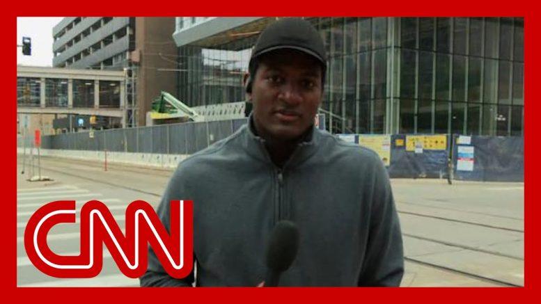 CNN reporter Omar Jimenez released from police custody 1