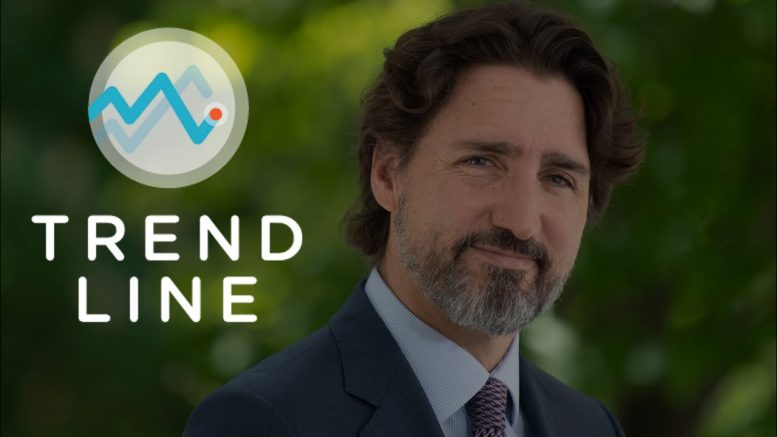 TREND LINE:  Why is Trudeau still giving a daily update months into the COVID-19 pandemic? 1