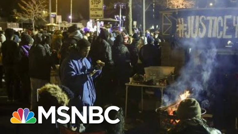 Minneapolis No Stranger To Protests Against Police Violence | Rachel Maddow | MSNBC 1