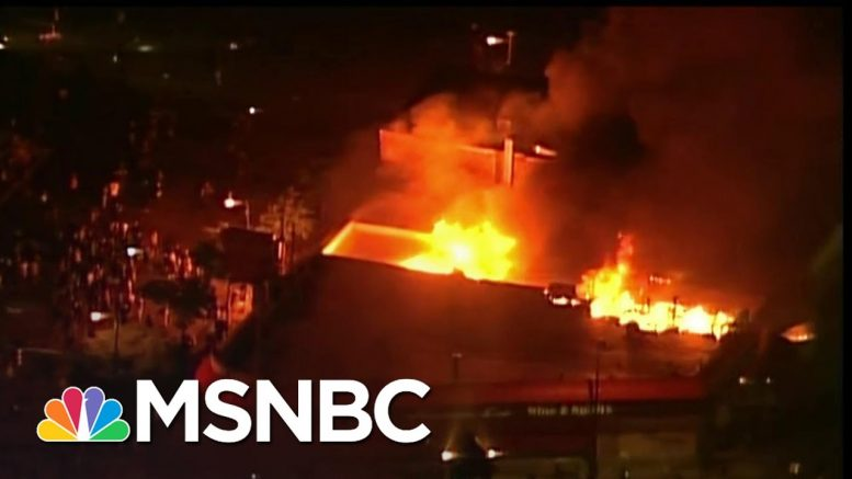 Eddie Glaude On Minneapolis protest: 'This Is Breaking My Heart' | The 11th Hour | MSNBC 1