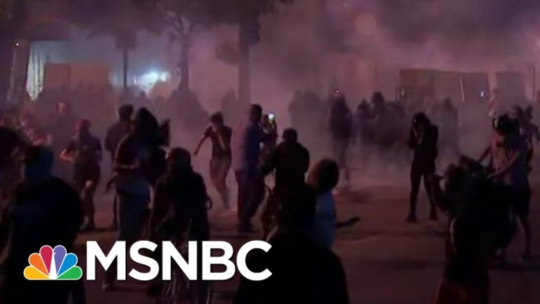 Anger Erupts In Wake Of George Floyd's Death | Morning Joe | MSNBC 1