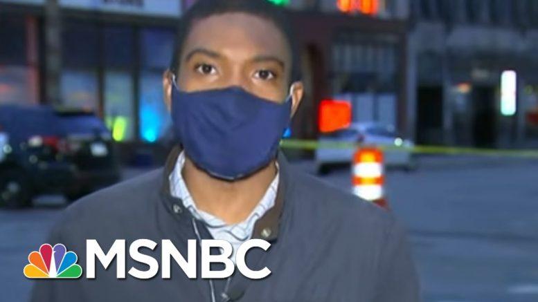 Minneapolis Declares State Of Emergency | Morning Joe | MSNBC 1