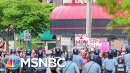 Rev. Al Speaks To Collective Pain Captured In Floyd Video | Morning Joe | MSNBC 8
