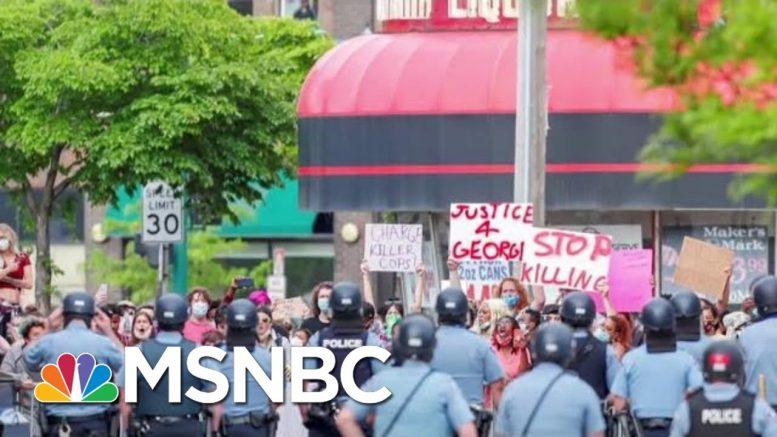 Rev. Al Speaks To Collective Pain Captured In Floyd Video | Morning Joe | MSNBC 1