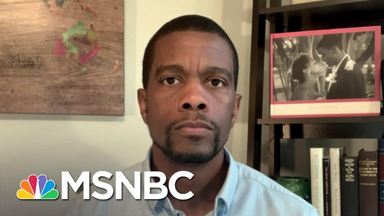 Carter To Protesters: Channel Efforts Into Building 'Stronger Future For Our Children' | MSNBC 1