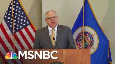 Governor Calls For End To Protests, Acknowledges 'Institutional Racism' Of Floyd Incident | MSNBC 1
