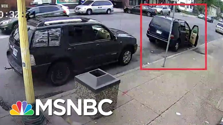 Piecing Together The Moments Before Floyd's Death | MSNBC 1