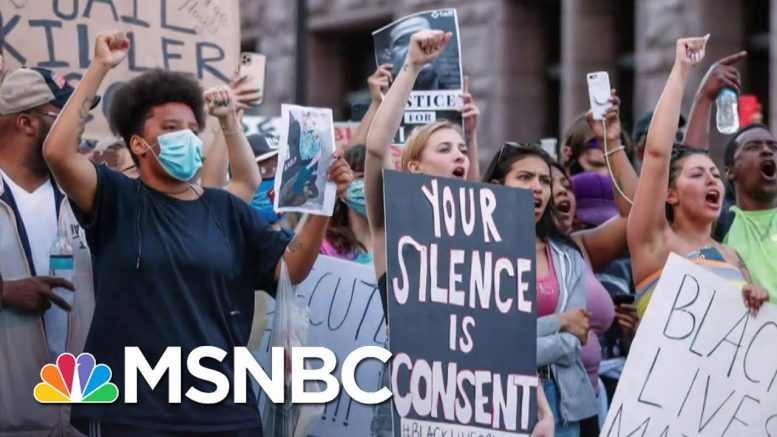 A Nation At A Breaking Point, As Minneapolis Reels From The Death Of George Floyd | Deadline | MSNBC 1