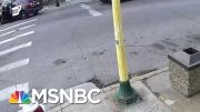Watch Exclusive Videos Leading To Officer's Murder Charge In Floyd Death | MSNBC 4
