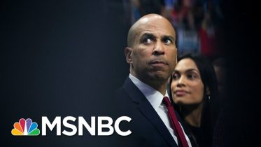 Cory Booker: Peace Is Not Merely The Absence Of Violence, It's The Presence Of Justice | MSNBC 6