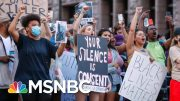 Hayes On Disproportionate Effects Of Virus, Police Injustice On People Of Color | All In | MSNBC 4