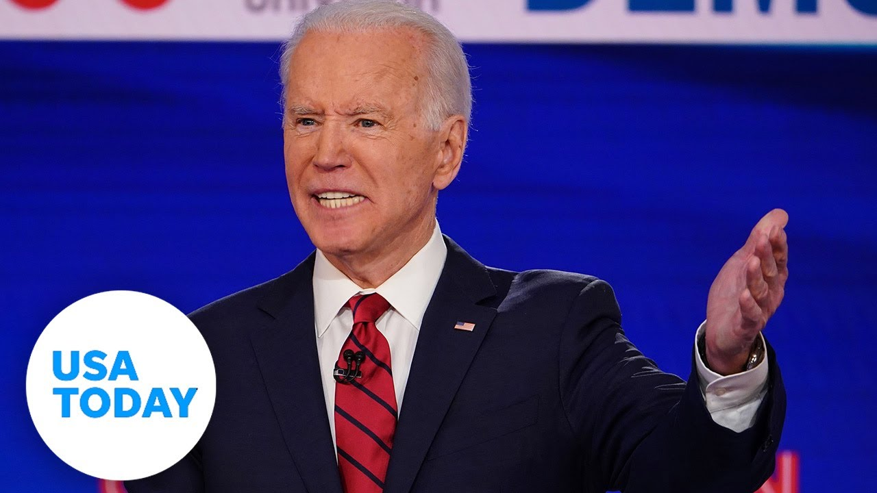 Joe Biden addresses the unfolding situation in Minneapolis | USA TODAY 1