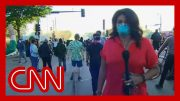 CNN reporter in Minneapolis: I've never seen anything like this 2