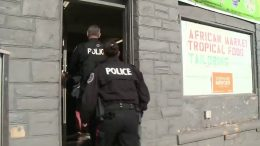 'Policing the Pandemic' in Canada 1