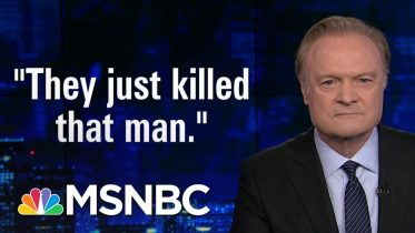 In The Tragedy Of George Floyd's Death, There Is A Hero | The Last Word | MSNBC 6