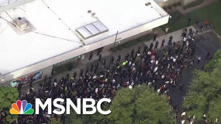 Protests Are 'The Final Expression Of Outrage' | The Last Word | MSNBC 1