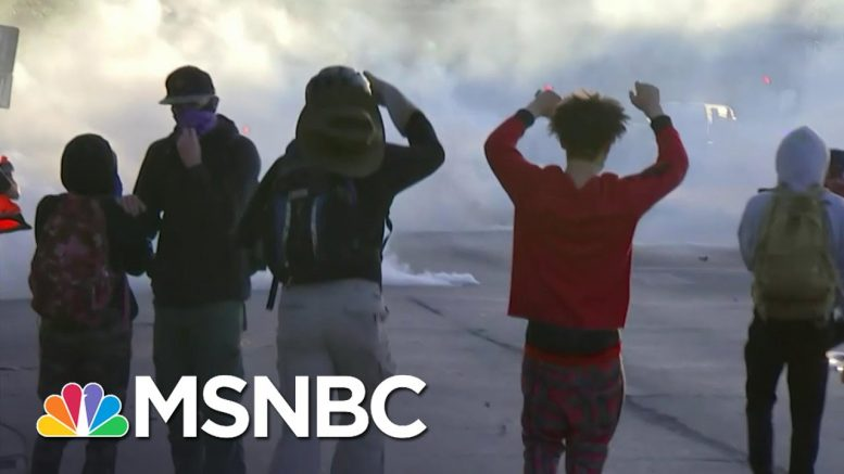 Protests Persist After Arrest Of Officer Involved In George Floyd Killing | The 11th Hour | MSNBC 1