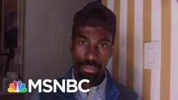 DeRay McKesson: Not Even COVID Stopped Police Killings In The U.S. | The 11th Hour | MSNBC 4