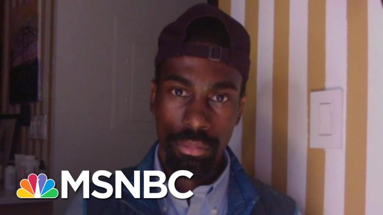 DeRay McKesson: Not Even COVID Stopped Police Killings In The U.S. | The 11th Hour | MSNBC 1