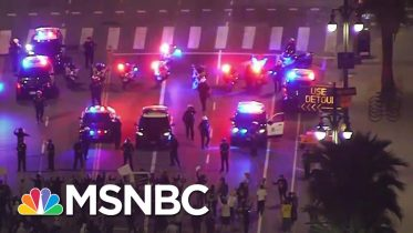 Brian Williams: This Is The Definition Of A Tough Time In America | The 11th Hour | MSNBC 6