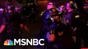 Louisville Police Fire Pepper Bullets At Reporter And Crew | MSNBC 3