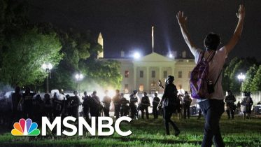 Trump Threatens 'Vicious Dogs' and 'Ominous Weapons' Could Have Been Used On White House Protesters 6
